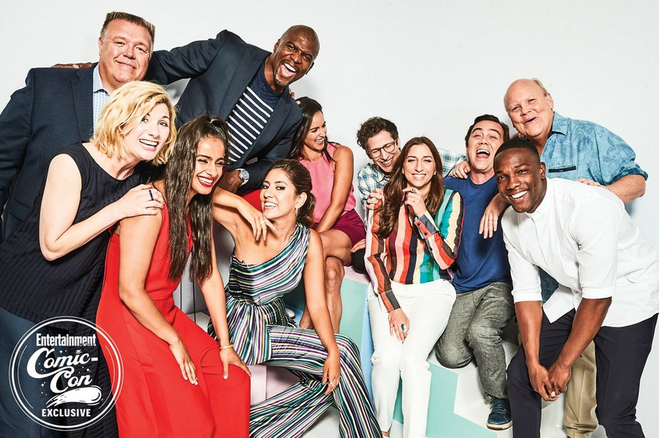 Brooklyn-Nine-Nine-and-Doctor-Who-Cast-at-San-Diego-Comic-Con-2018-EW-Portrait-brooklyn-nine-nine-41473762-942-626