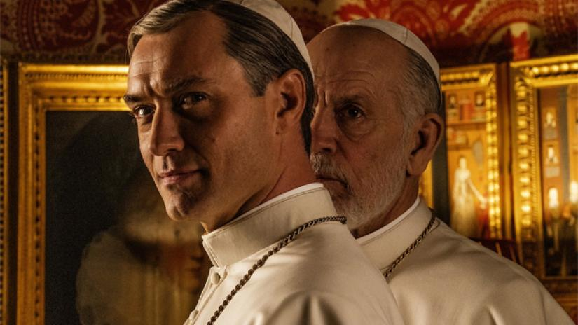 jude-law-john-malkovich-the-new-pope-hbo